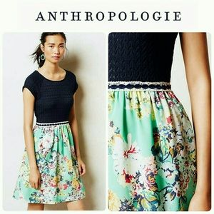 Anthropologie Weston Wear Arcata Dress NWT